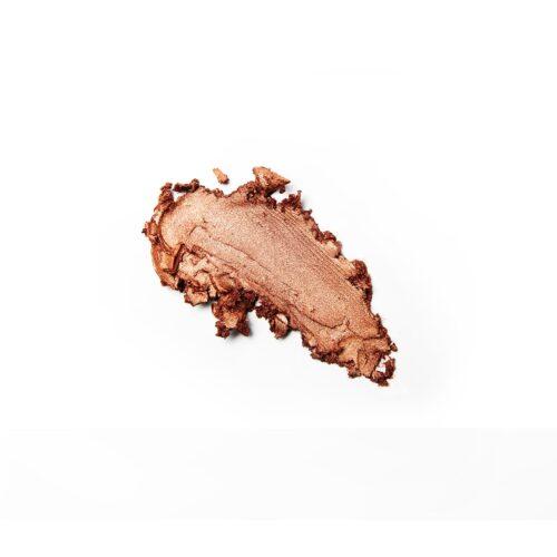 Lip Colour + Rouge Feminine Bronze Swatch