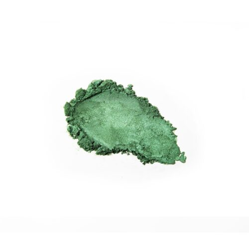 Pigment Colour Powder Glamour Green Swatch