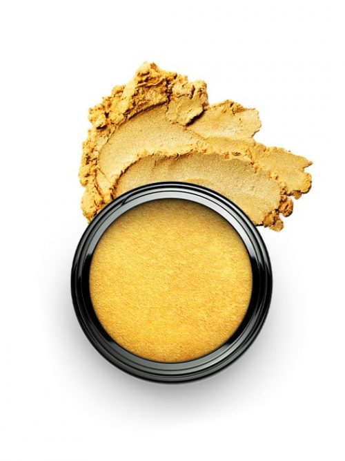 Pigment Colour Powder Glamour Gold
