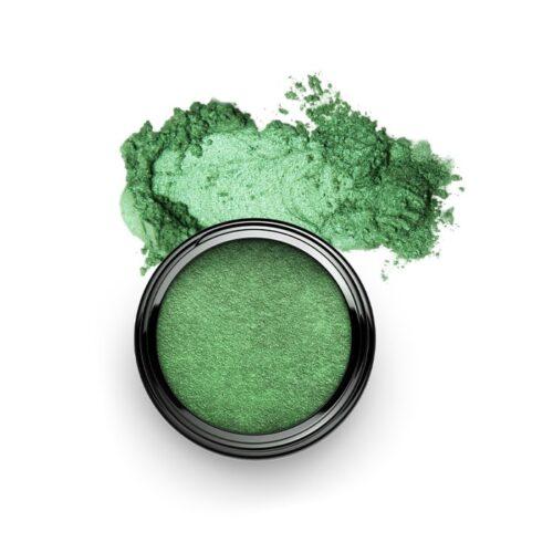 Pigment Colour Powder Glamour Green