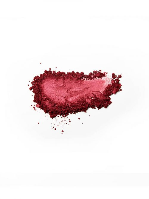 Pigment Colour Powder Glamour Red Swatch