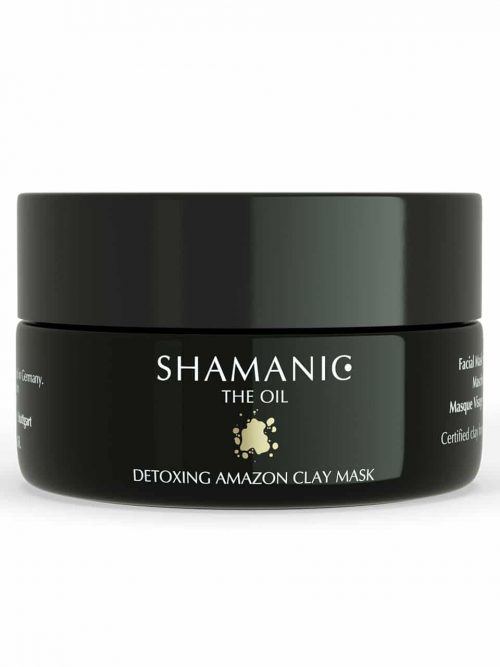 Detoxing Amazon Clay Mask - gegen fahle Haut