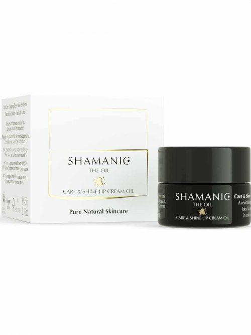 Care & Shine Lip Cream Oil Packaging