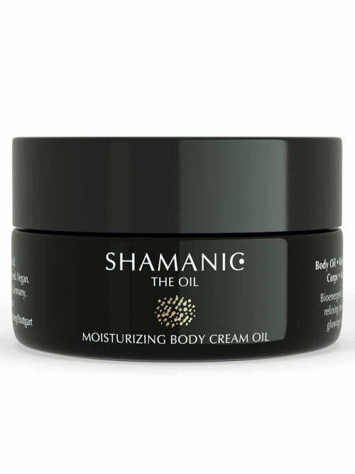 Moisturizing Body Cream Oil - empfindliche, trockene Haut