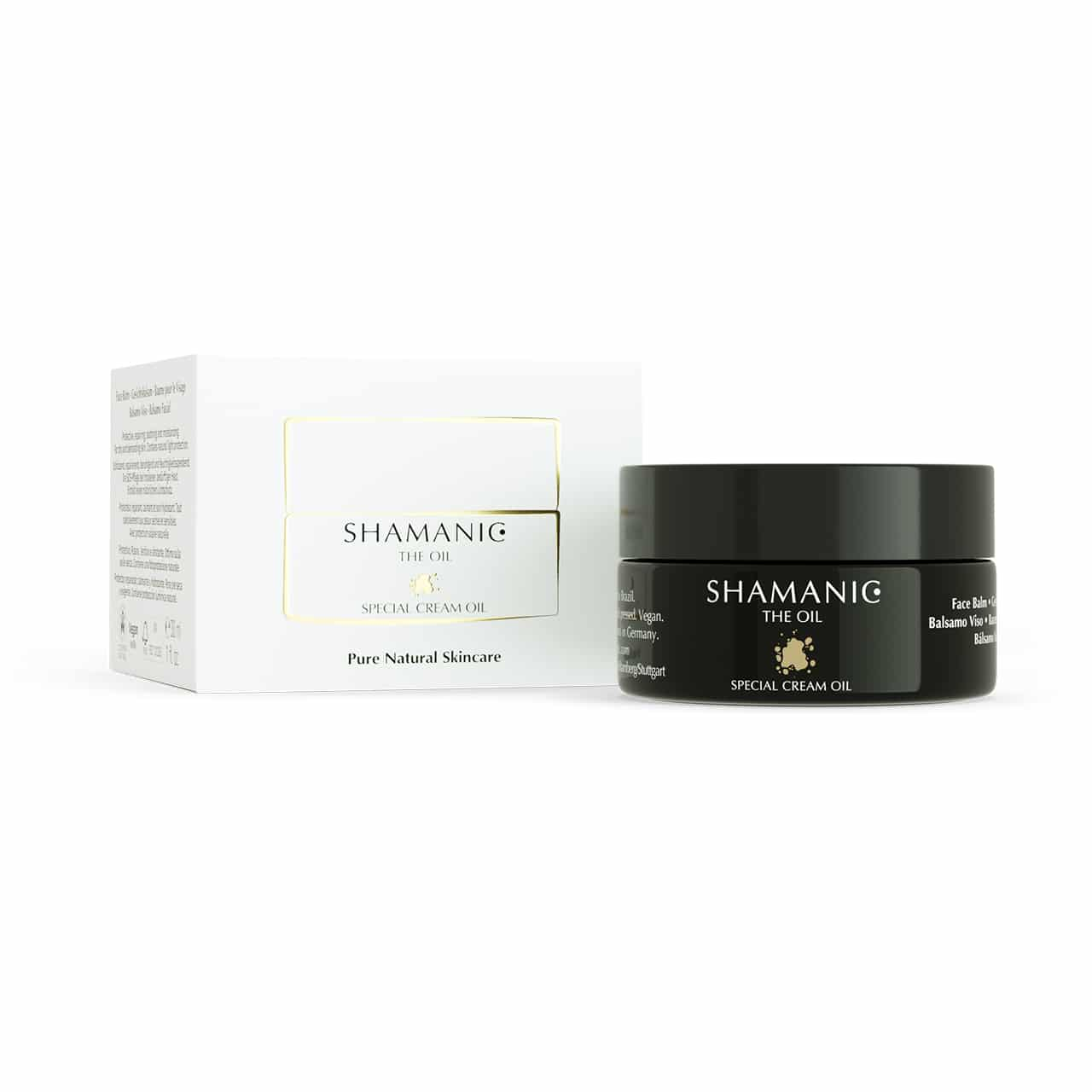 shamanic special cream oil